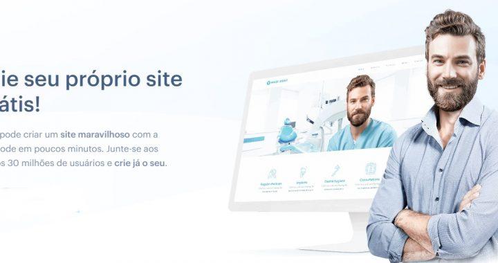 criar site gratis webdone