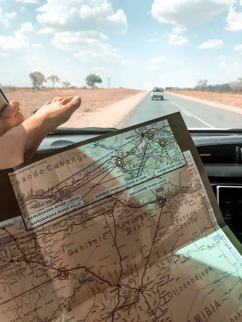 planejar sua próxima viagem