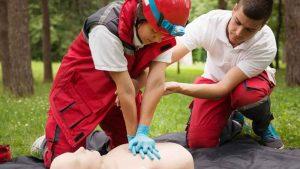 cursos de primeiros socorros